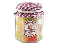 Petit pot de confiture - Minis fruits