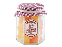 Petit pot de confiture - Orange citron